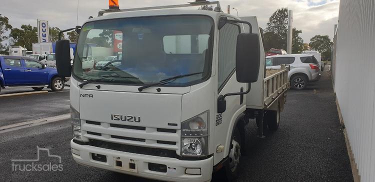 Isuzu NPR 300 Trucks for Sale in Australia - trucksales com au