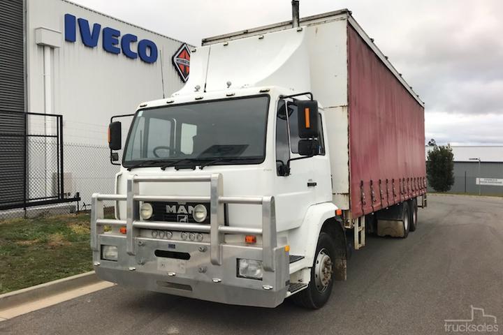 MAN Trucks for Sale in Australia - trucksales com au