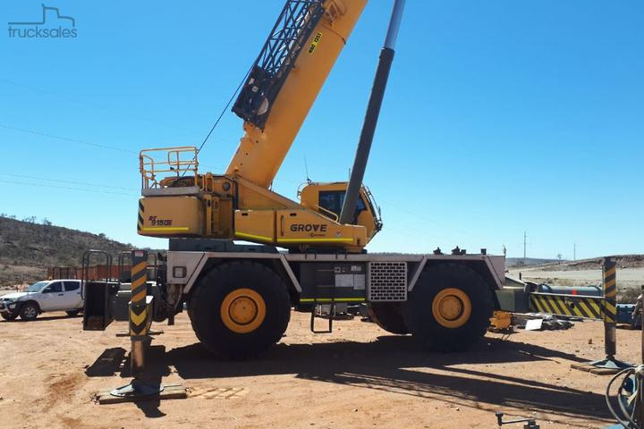 Grove RT 9150E Cranes & Liftings for Sale in Australia