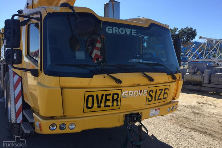 Grove GMK6300L All Terrain Crane Cranes & Liftings for Sale