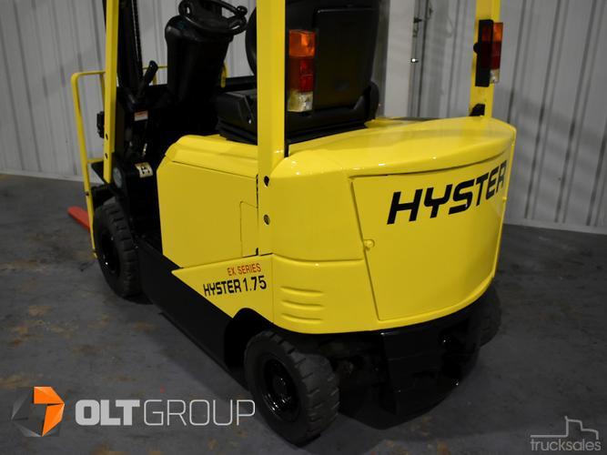 Hyster Trucks for Sale in Australia - trucksales com au