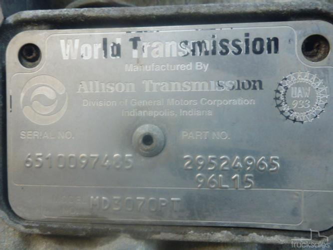 Transmission & Gearboxes Truck Parts for Sale in Australia