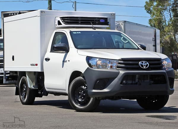 ca85acb1a0 Toyota Refrigerated Truck Trucks for Sale in Australia - trucksales ...