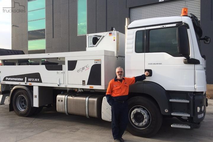 Putzmeister Concrete Pump Concrete Equipments for Sale in Australia