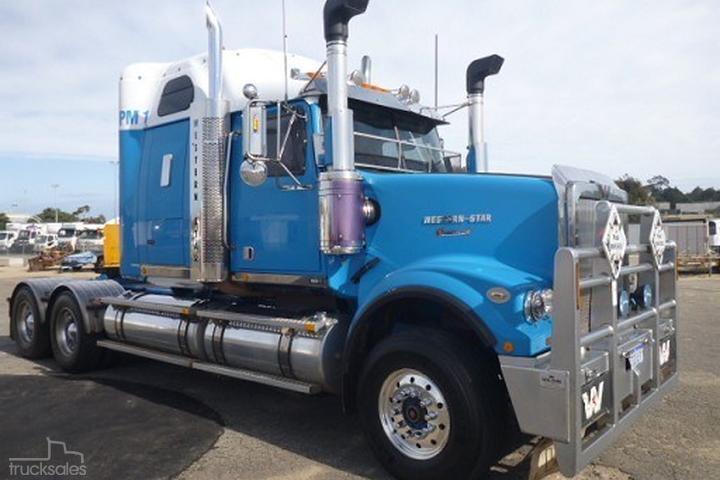 Western Star 4900 Trucks for Sale in Australia - trucksales