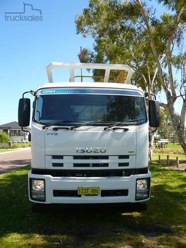 Isuzu FVZ 1400 Trucks for Sale in Australia - trucksales com au