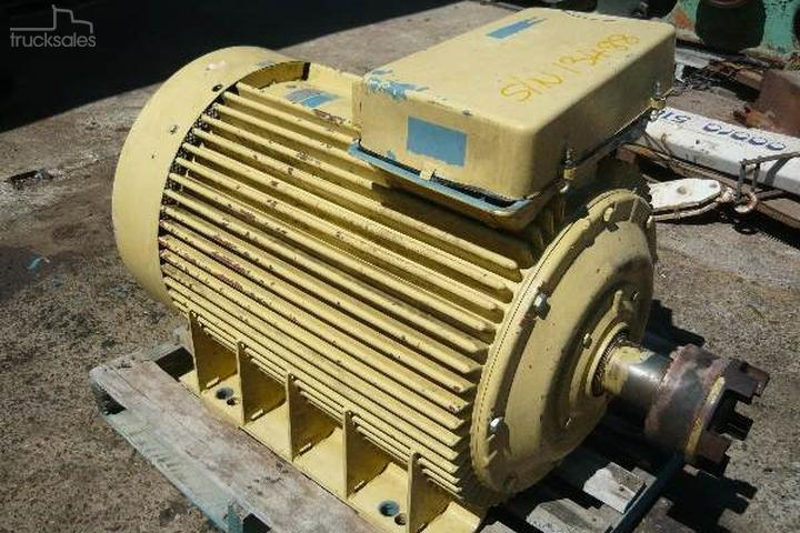 ABB MOTORS 175HP 3 PHASE ELECTRIC MOTOR/4 POLE Engines