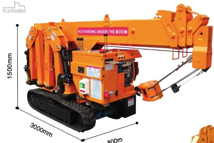 Crane Crawler Cranes & Liftings for Sale in Australia