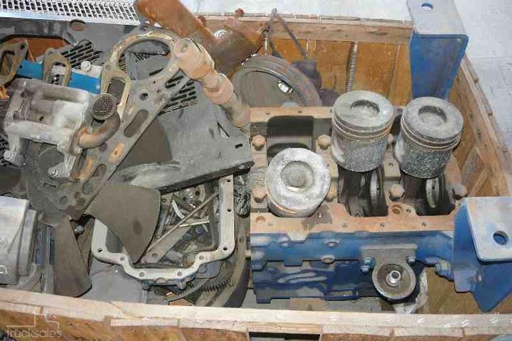 DISMANTLING PERKINS 1103 DIESEL ENGINES Engine Parts for
