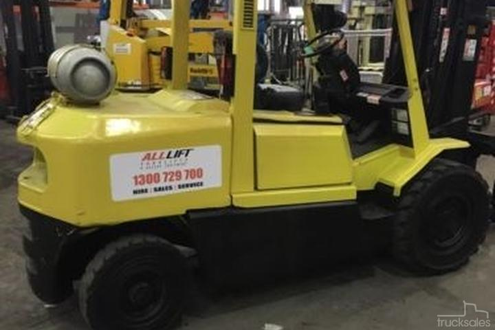 Hyster LPG & Petrol Forklifts & Telehandlers for Sale in