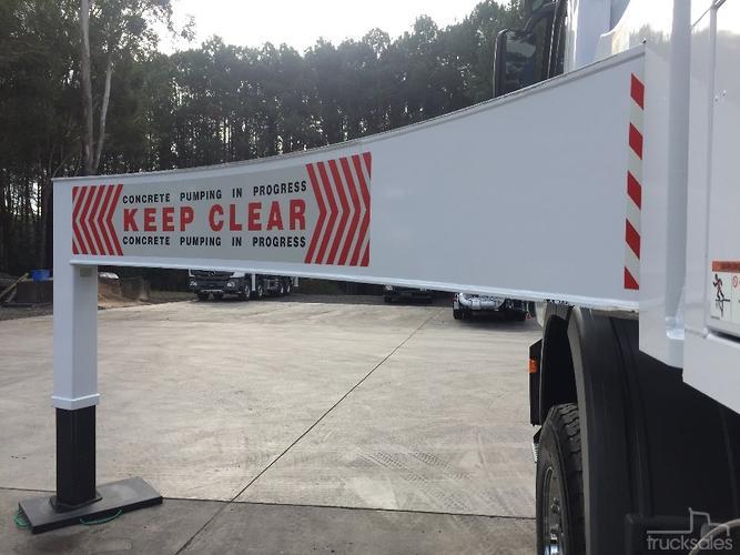 SCHWING Trucks for Sale in Australia - trucksales com au