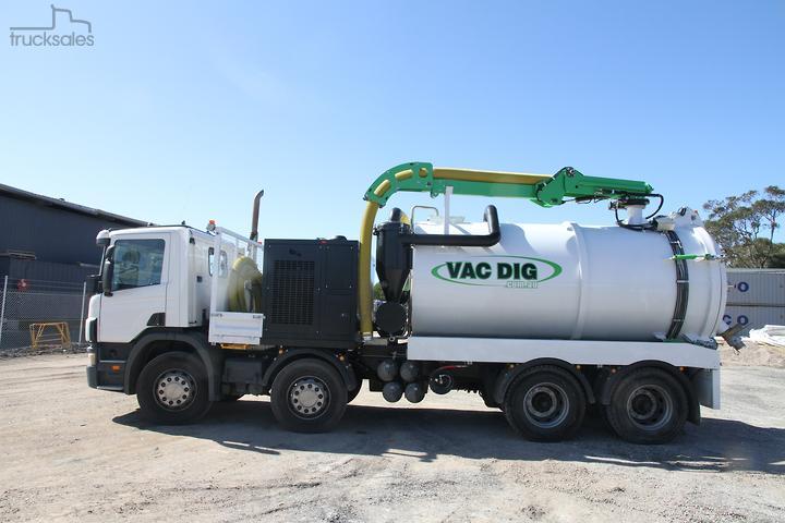 Vac Dig Trucks for Sale in Australia - trucksales com au