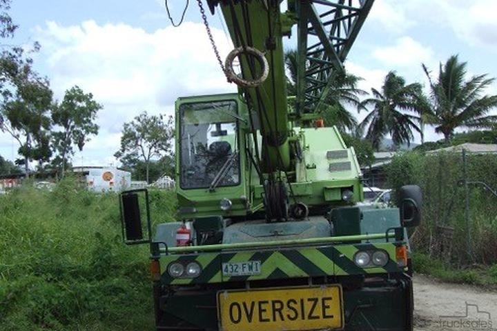 Tadano Cranes & Liftings for Sale in Queensland, Australia