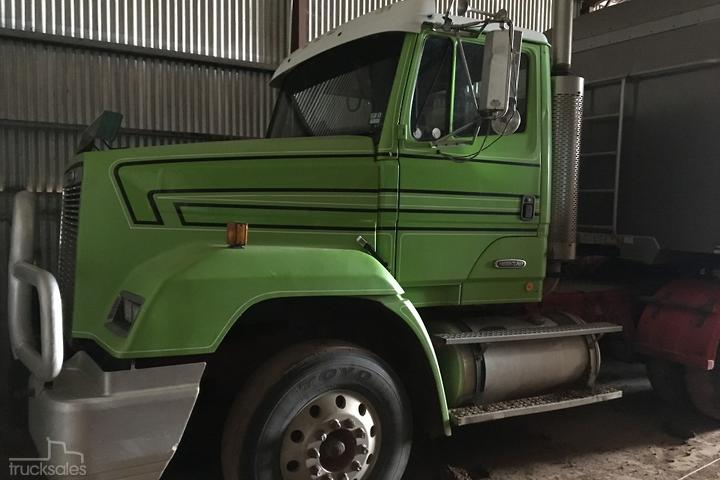 Freightliner Prime Mover Equipment & Parts Prime Mover