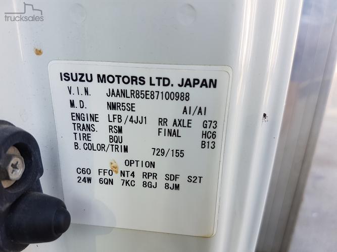 Isuzu Refrigerated Truck Trucks for Sale in Victoria