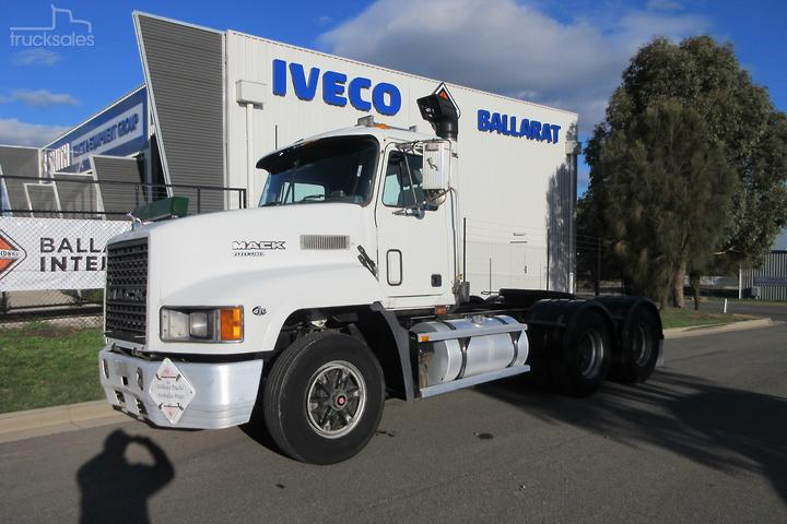 Mack Trucks for Sale in Australia - trucksales com au