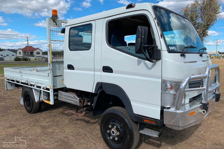 Mitsubishi Canter 4x4 Trucks for Sale in Australia