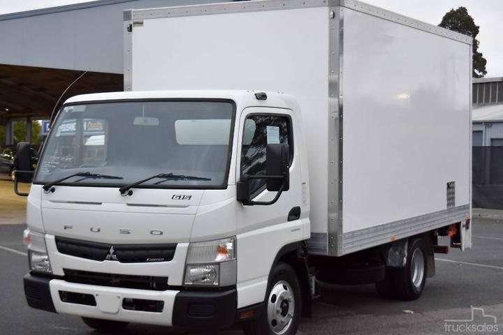 Mitsubishi FUSO Canter Trucks for Sale in Australia - trucksales com au
