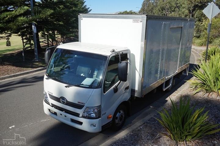Hino 300 Trucks for Sale in Australia - trucksales com au