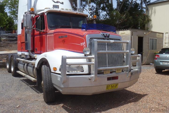 Western Star 4900 Trucks for Sale in Australia - trucksales com au