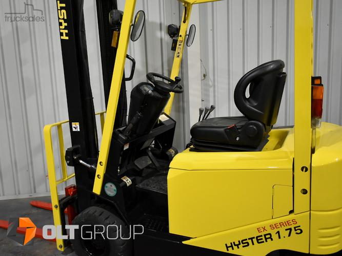 Hyster Trucks for Sale in Australia - trucksales com au