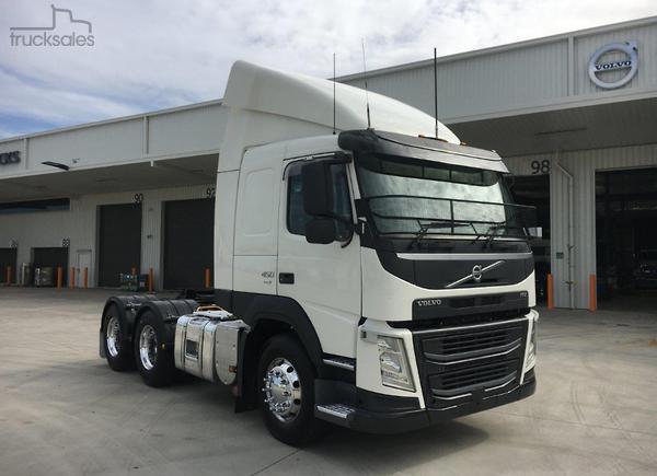 4c63ea47c2 Volvo FM450 Ex Fleet Warranty Trucks for Sale in Australia ...