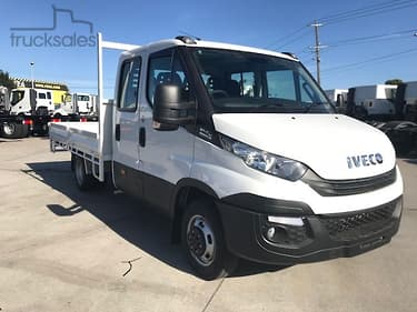 Iveco owner is spreading the news - www trucksales com au