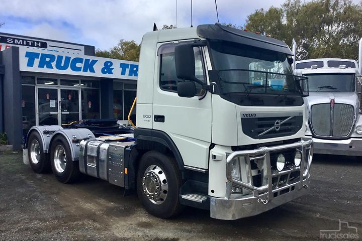 Volvo Equipment & Parts Prime Mover Trucks for Sale in