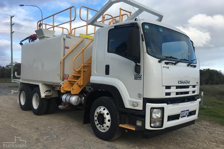 Isuzu FVZ 1400 Trucks for Sale in Australia - trucksales com au