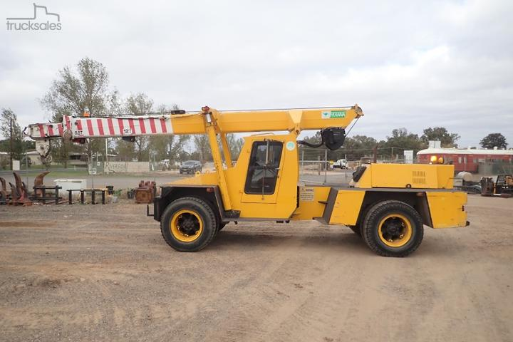 Franna Trucks for Sale in Australia - trucksales com au