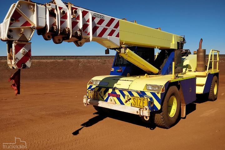 TEREX FRANNA MAC25 Equipment & Parts Franna Crane Cranes