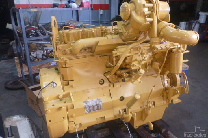 Cat 3306 Natural Gas Engine Specs