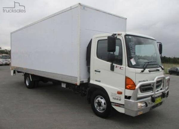 Hino Trucks Australia Best Truck In The World