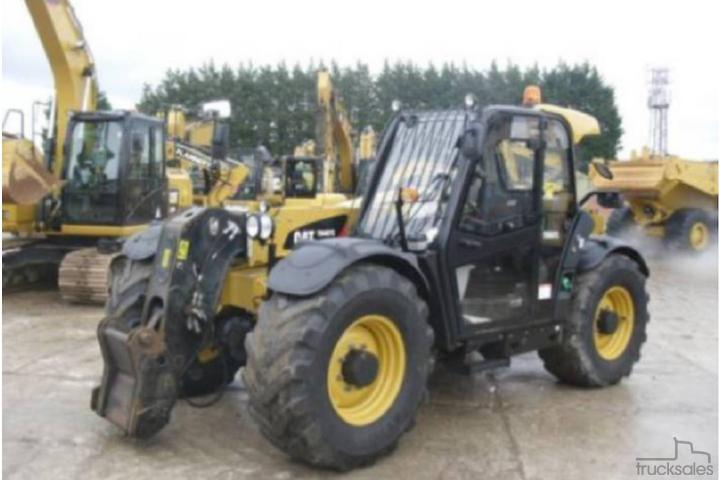 Caterpillar Forklifts & Telehandlers for Sale in Australia