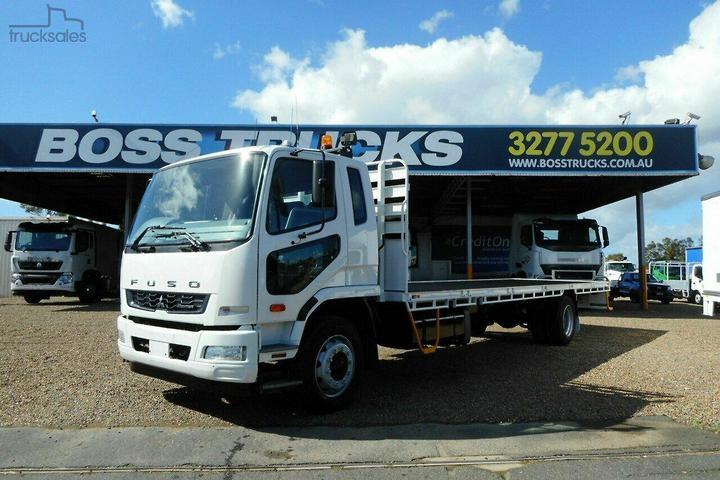 Mitsubishi Tray Trucks for Sale in Australia - trucksales com au