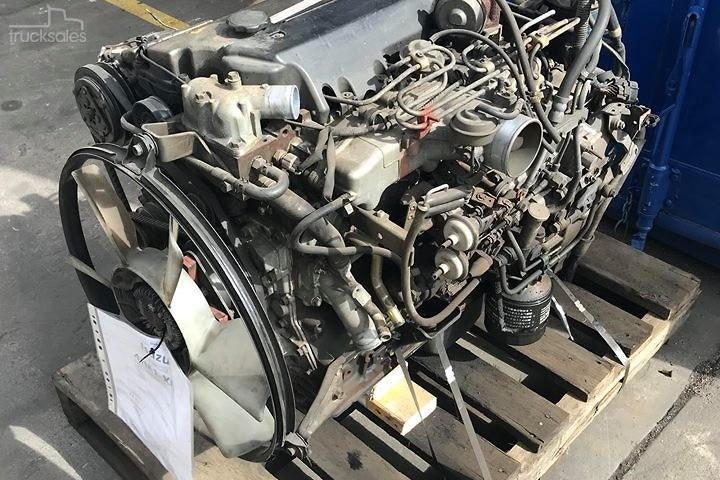 Isuzu 4HE1 XN Equipment & Parts Diesel Engine Engines