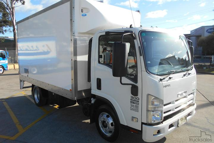 Isuzu NPR Trucks for Sale in Australia - trucksales com au