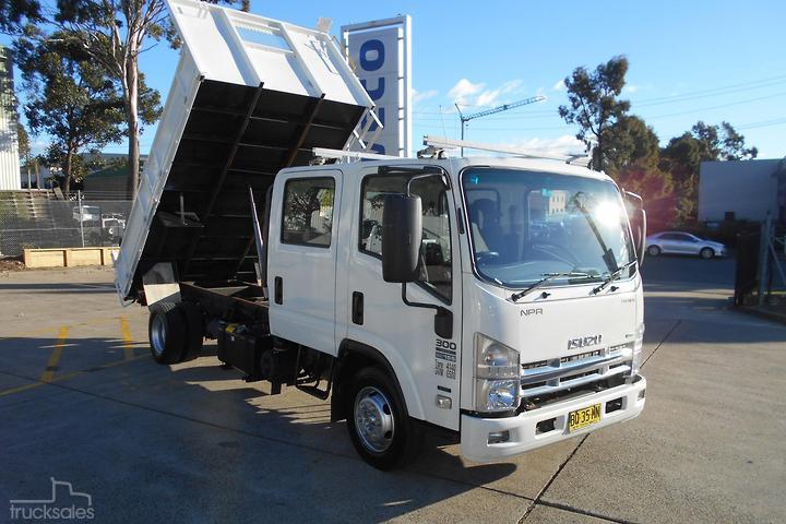 Isuzu NPR Trucks for Sale in Australia - trucksales com au