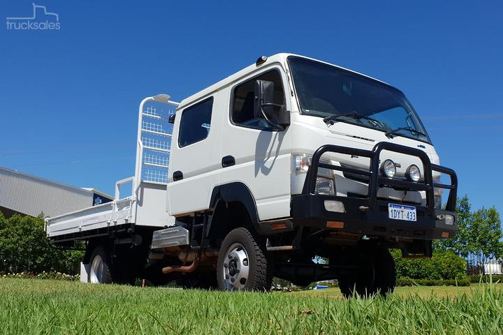 All Wheel Drive Trucks for Sale in Australia - trucksales com au