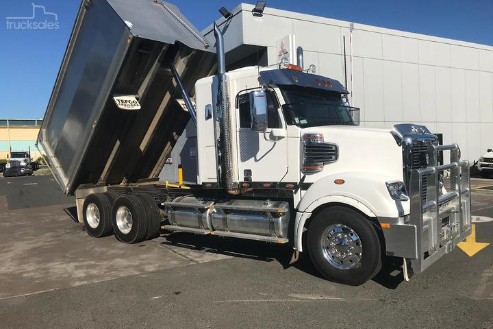 Freightliner Trucks for Sale in Australia - trucksales com au