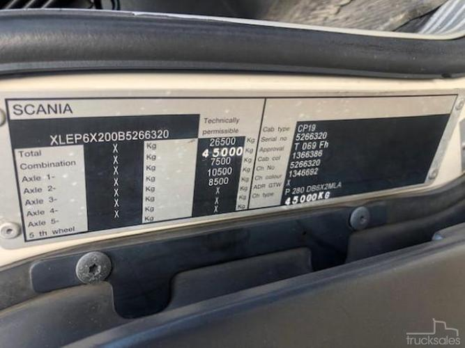 Scania Curtainsider Trucks for Sale in Australia - trucksales com au