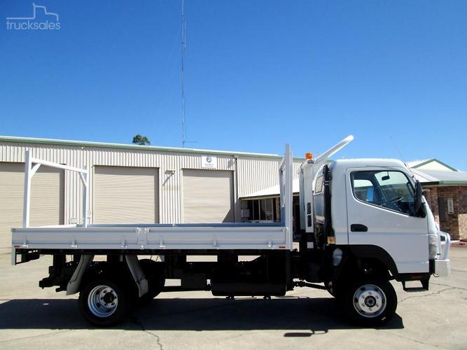 Mitsubishi Canter 4X4 FG84 Fuso Trucks for Sale in Australia