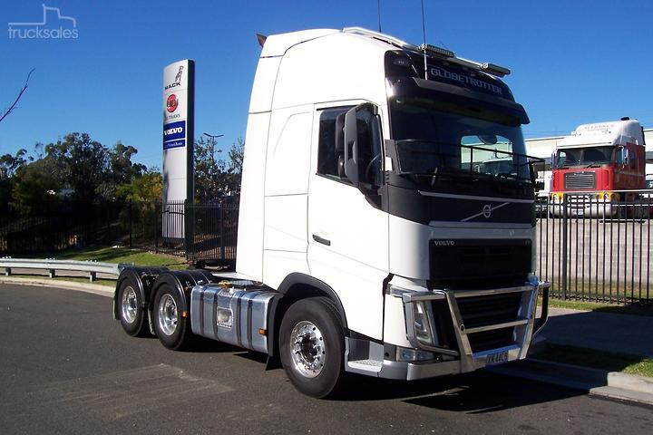 Volvo Trucks for Sale in Australia - trucksales com au