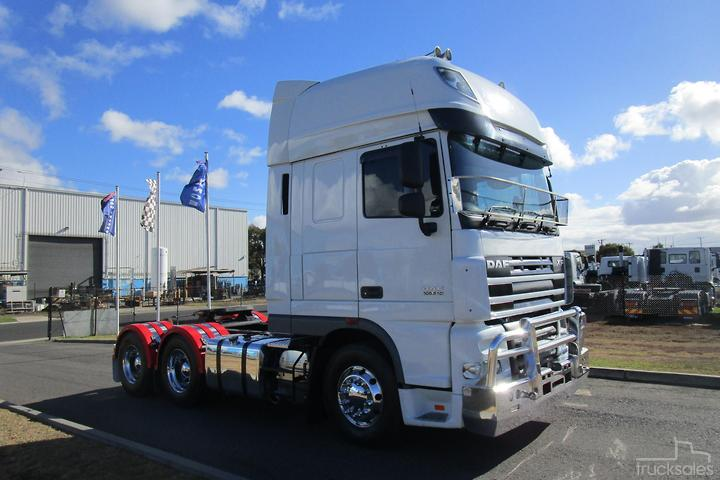 DAF Prime Mover Trucks for Sale in Australia - trucksales com au