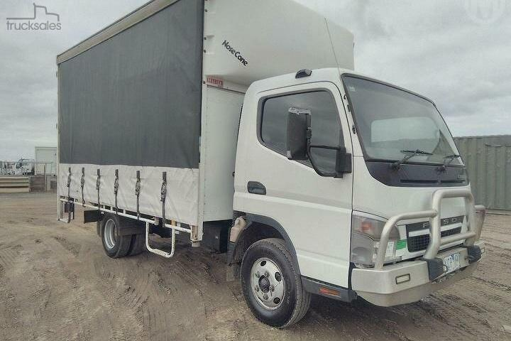 Mitsubishi Canter FE83D Equipment & Parts Trucks for Sale in
