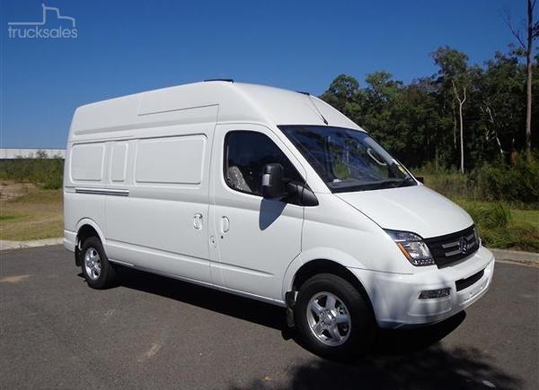 27a6ea5d4bc2a7 LDV Trucks for Sale in Australia - trucksales.com.au