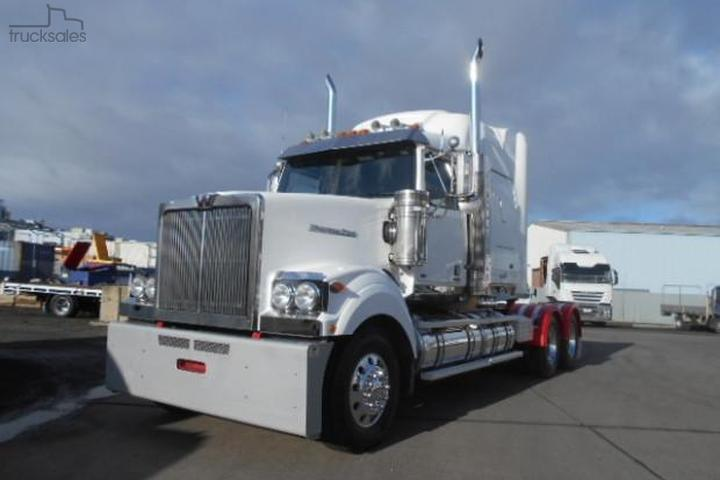 Western Star Trucks For Sale In Australia