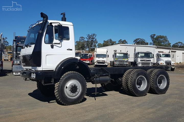 Trucks 6x6 Axle Configuration for Sale in Australia