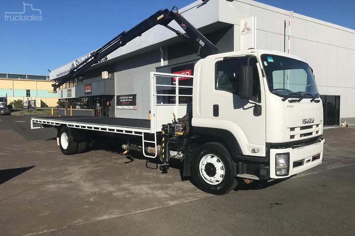 Isuzu FVD1000 Trucks for Sale in Australia - trucksales com au