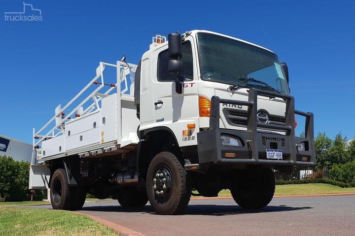 Hino GT 1322 500 Series Trucks for Sale in Australia